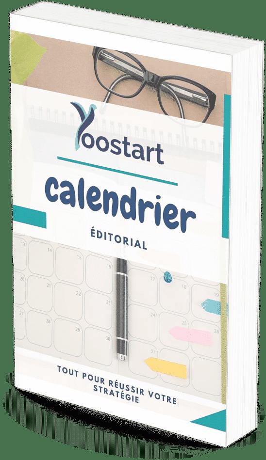 cover calendrier edito vierge