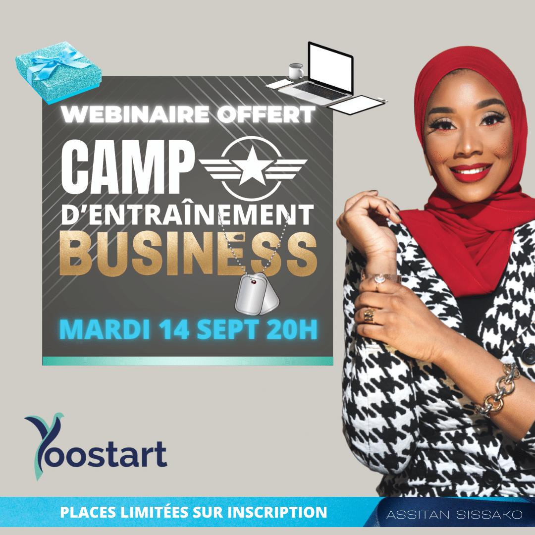 Bootcamp ventes et developpement business